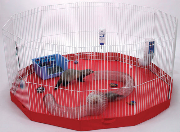 Marshall Pet Products - Playpen Mat For Small Animals