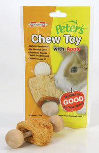 Marshall Pet Products - Chew Toy With Apple