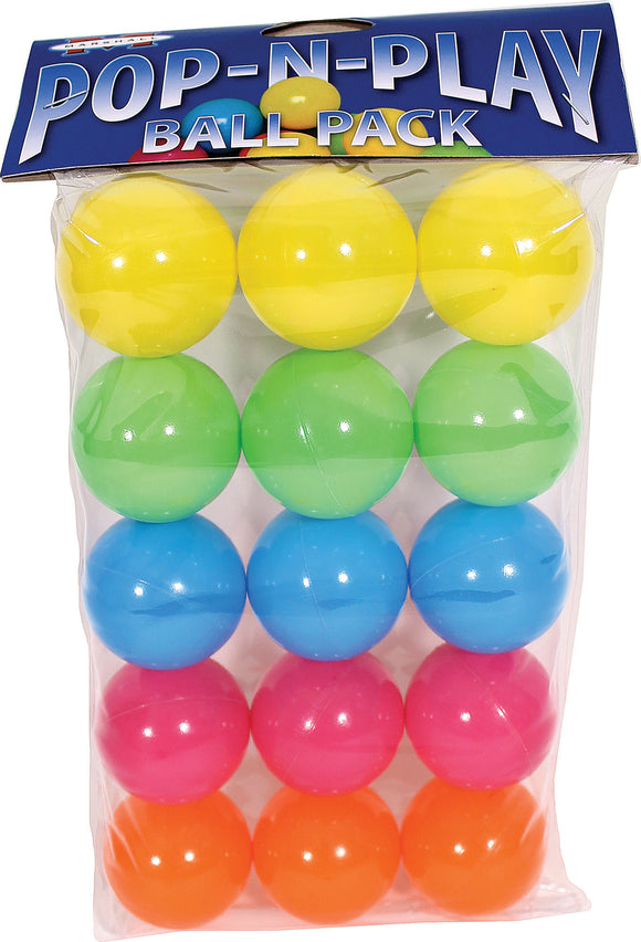 Marshall Pet Products - Pop-n-play Ball Pack