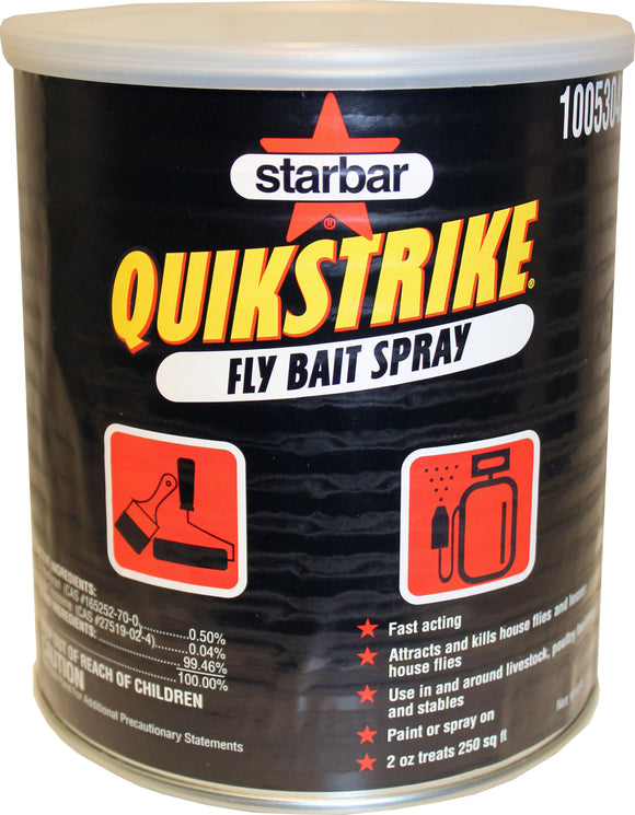Starbar - Quickstrike Spray Fly Bait