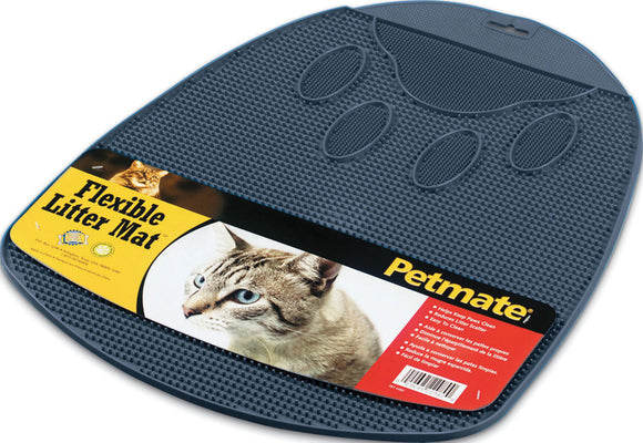 Petmate Inc - Flexible Litter Mat
