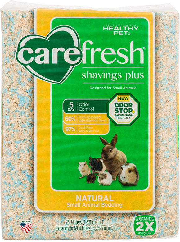 Healthy Pet - Carefresh Complete Shavings Plus Bedding