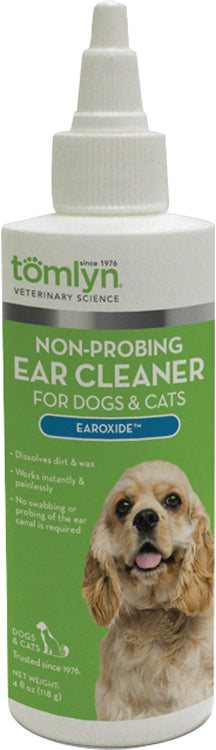 Tomlyn Products      D - Earoxide Ear Cleanser