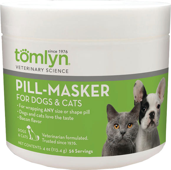 Tomlyn Products      D - Pill-masker Original For Cats & Dogs