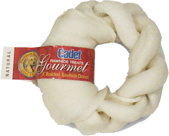 Ims Trading Corporation - Rawhide Braided Donut