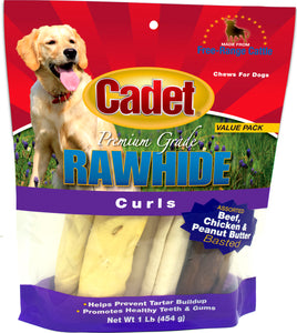 Ims Trading Corporation - Rawhide Assorted Basted Rolls Value Pack