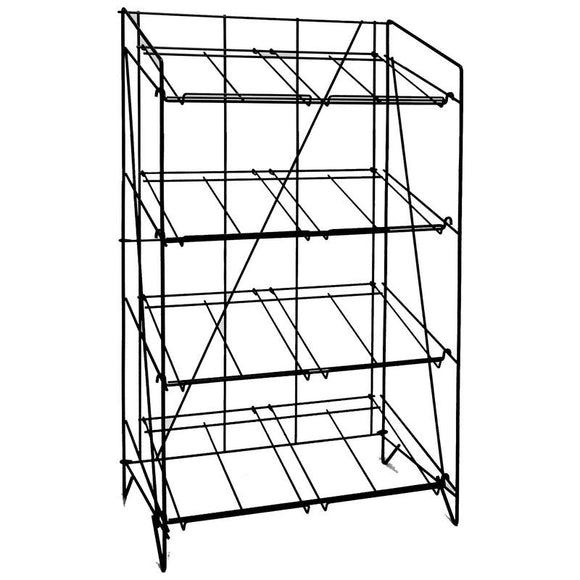 Ims Trading Corporation-Blue Box Display Rack
