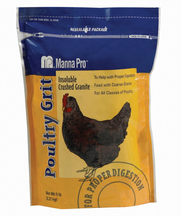 Manna Pro-farm - Poultry Grit With Probiotics
