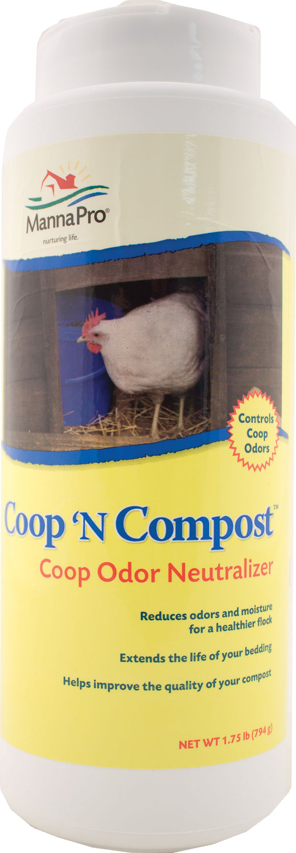 Manna Pro-farm - Coop N Compost Coop Odor Neutralizer