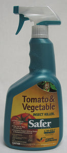 Woodstream Lawn & Grdn  D - Safer Tomato And Vegetable Insect Killer Rtu
