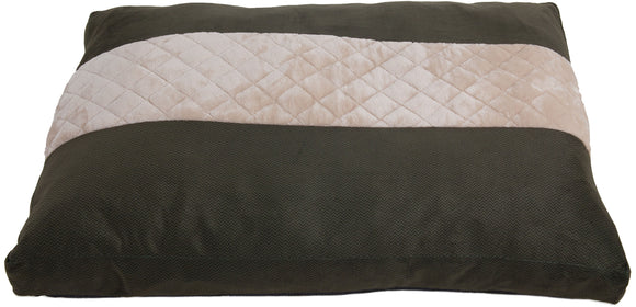 Petmate Inc - Beds - Aspen Pet Quilted Gusseted Pillow Bed