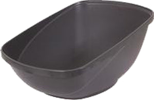 Petmate Inc - Petmate Hi-back Open Litter Pan