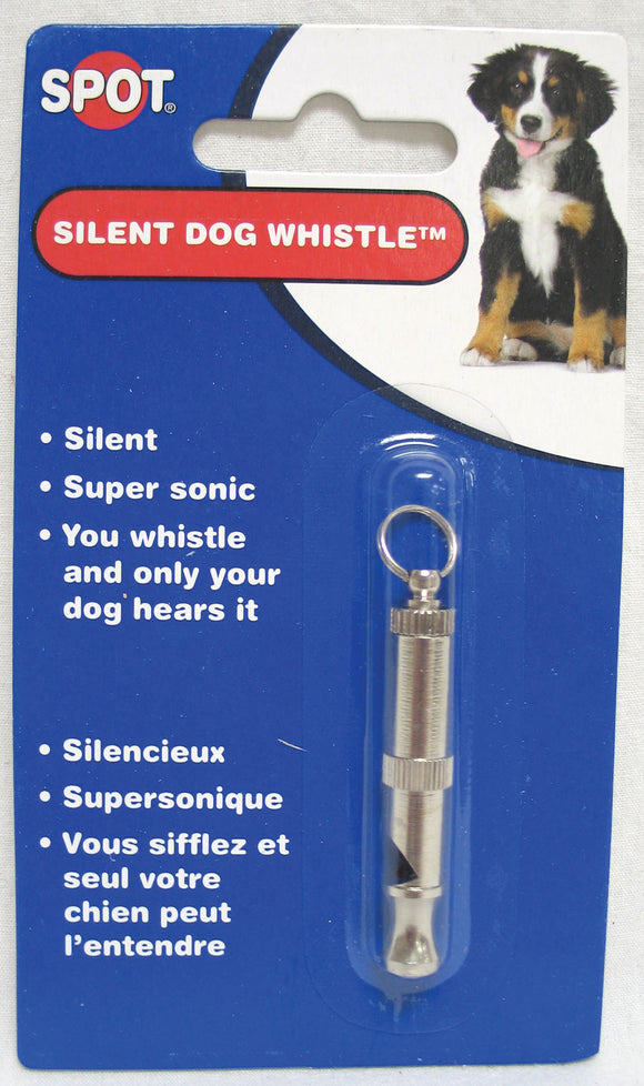 Ethical Dog - Silent Brass Whistle