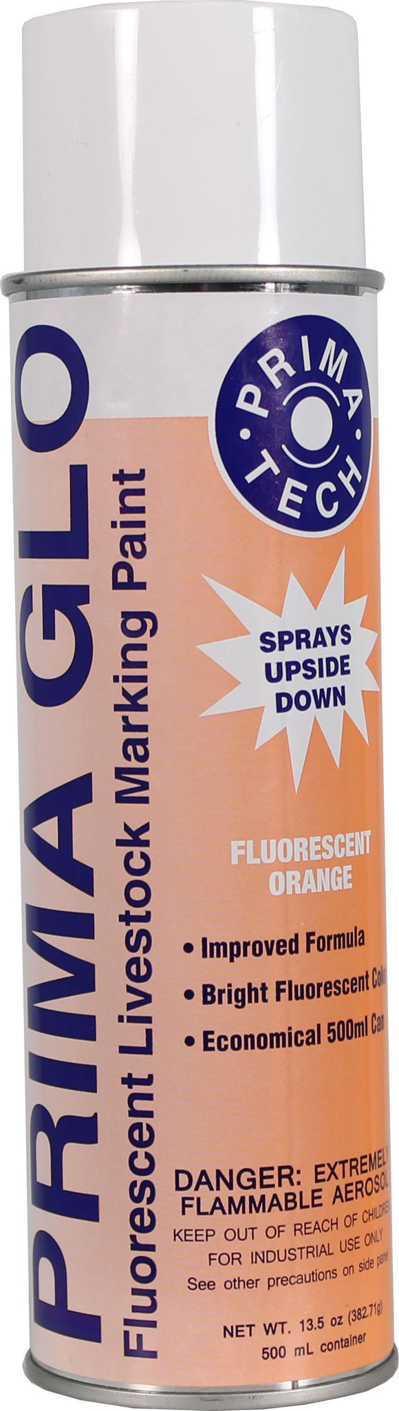 Neogen Ideal            D - Prima Glo Spray Fluorescent Livestock Mark Paint