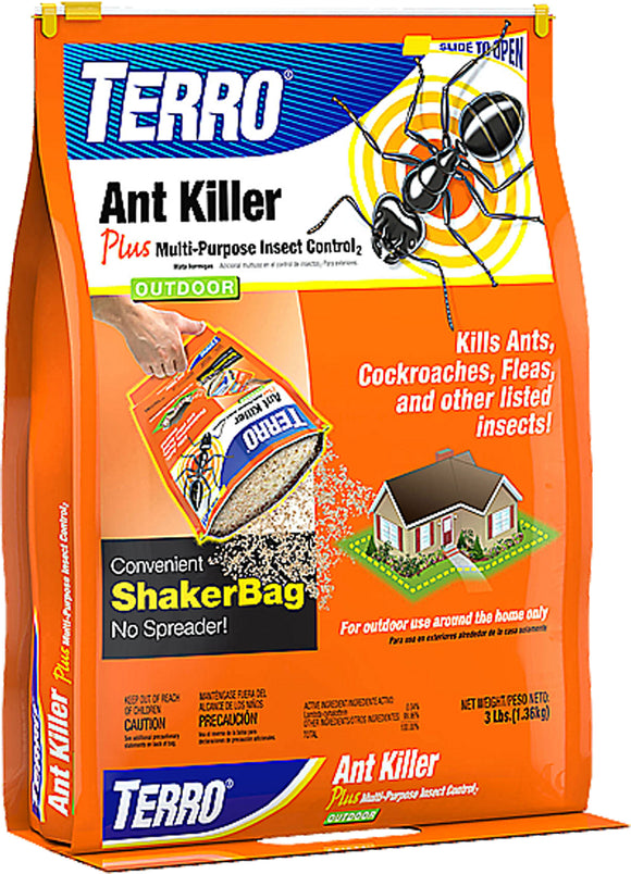 Senoret - Terro Outdoor Ant Killer Plus Insect Control