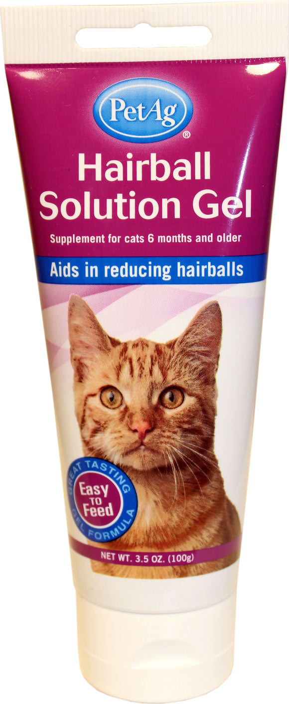 Pet Ag Inc - Hairball Solution Gel
