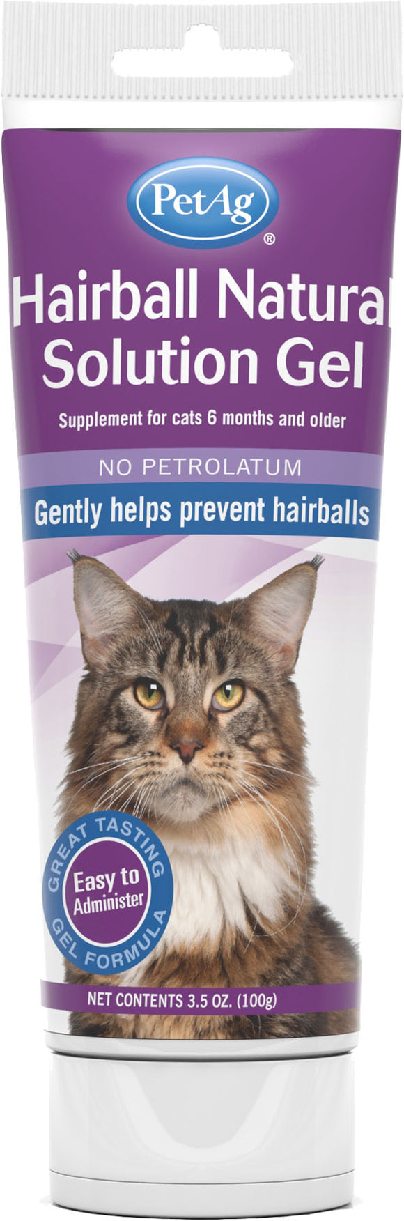 Pet Ag Inc - Hairball Natural Gel For Cats