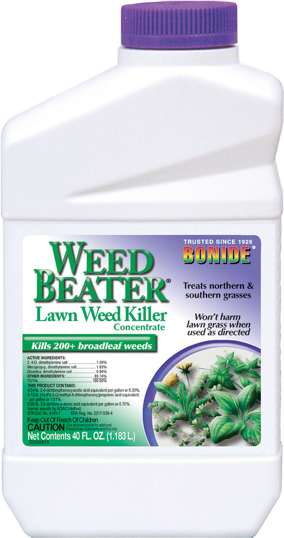 Bonide Products Inc     P - Weed Beater Lawn Weed Killer Concentrate