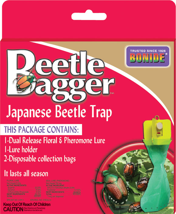 Bonide Products Inc     P - Beetle Bagger Japanese Beetle Trap Kit