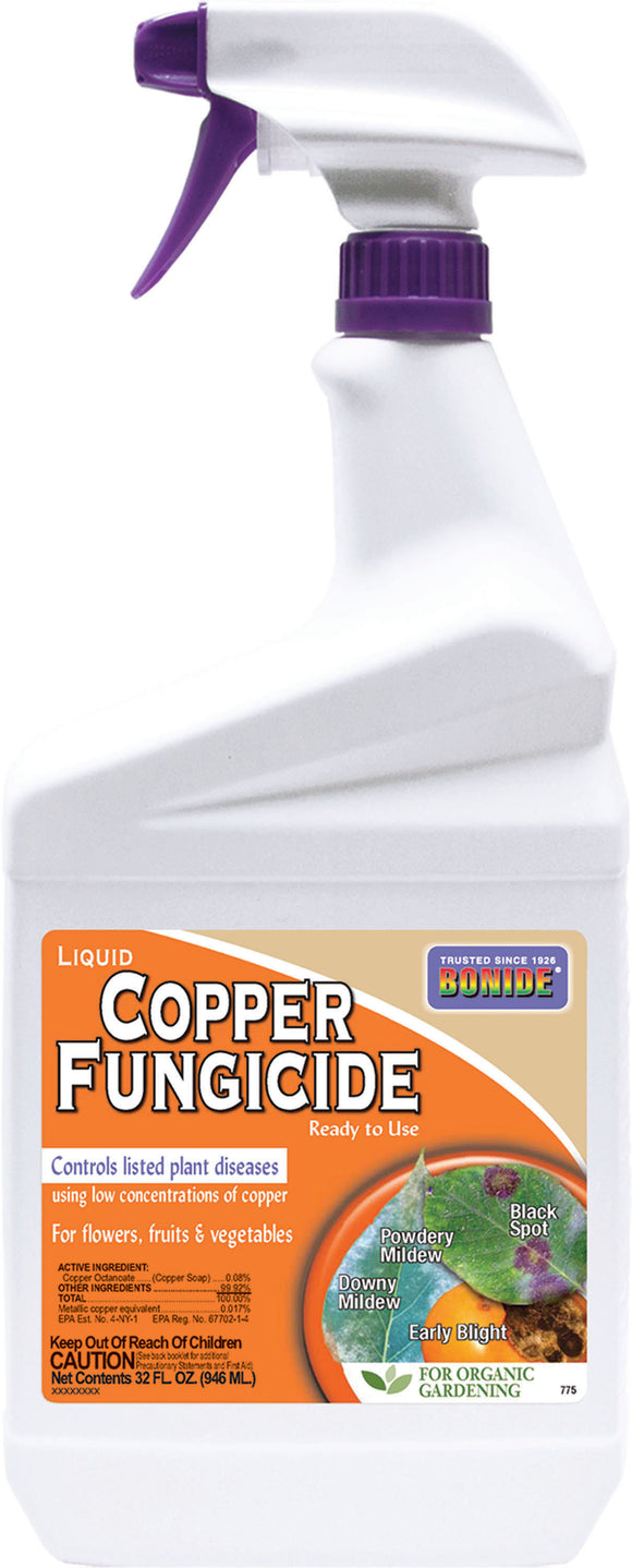Bonide Products Inc     P - Liquid Copper Fungicide Ready To Use