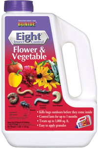 Bonide Products Inc     P - Eight Insect Control Flower & Vegetable Granules