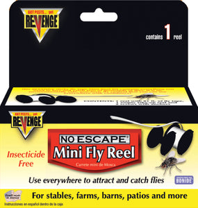 Bonide Products-revenge - Revenge No Escape Mini Fly Reel
