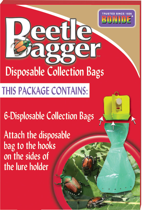 Bonide Products Inc     P - Beetle Bagger Disposable Collection Bags