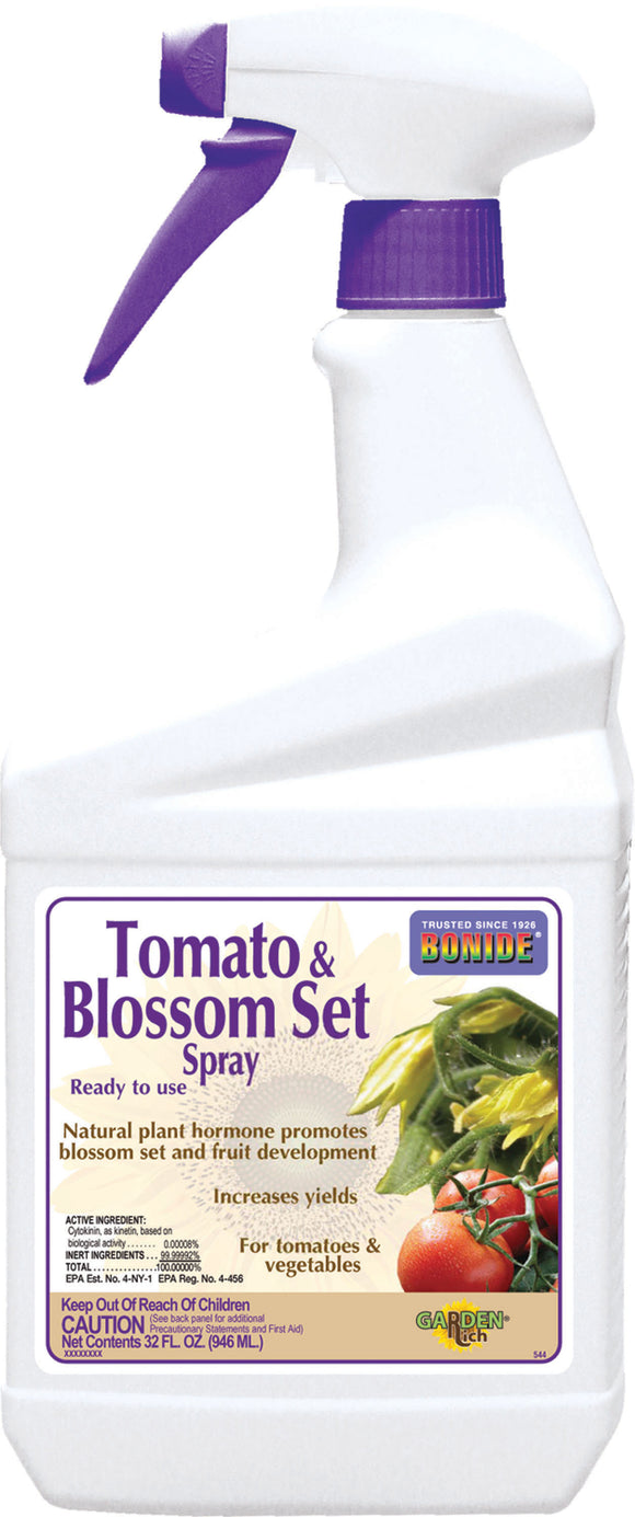 Bonide Products Inc     P - Tomato Blossom Set Ready To Use