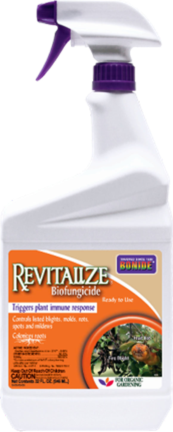 Bonide Products Inc     P - Revitalize Bio Fungicide Ready To Use