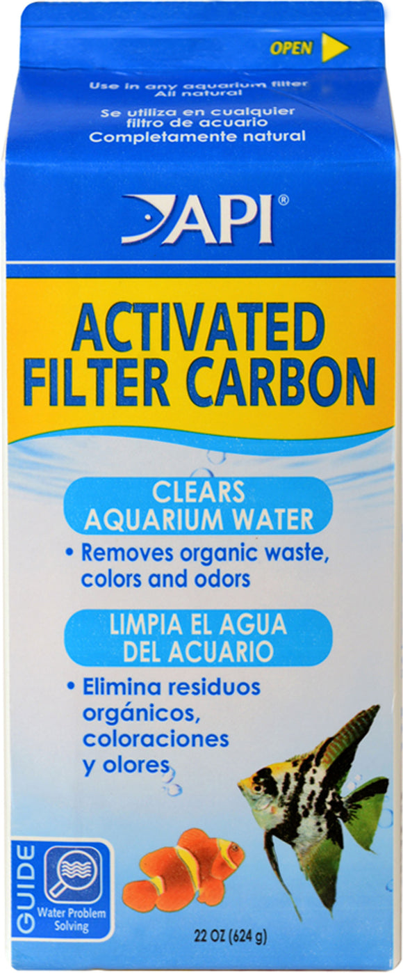 Mars Fishcare North Amer - Activated Filter Carbon