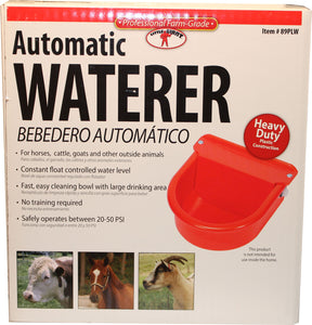 Miller Mfg Co Inc       P - Automatic Plastic Livestock Waterer
