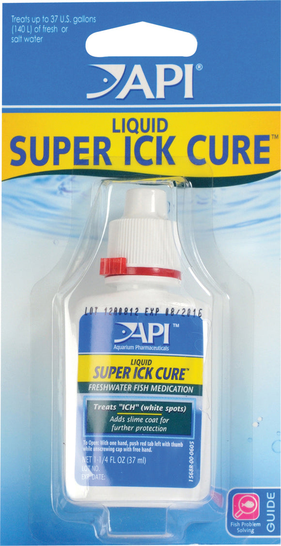 Mars Fishcare North Amer - Super Ick Cure Liquid