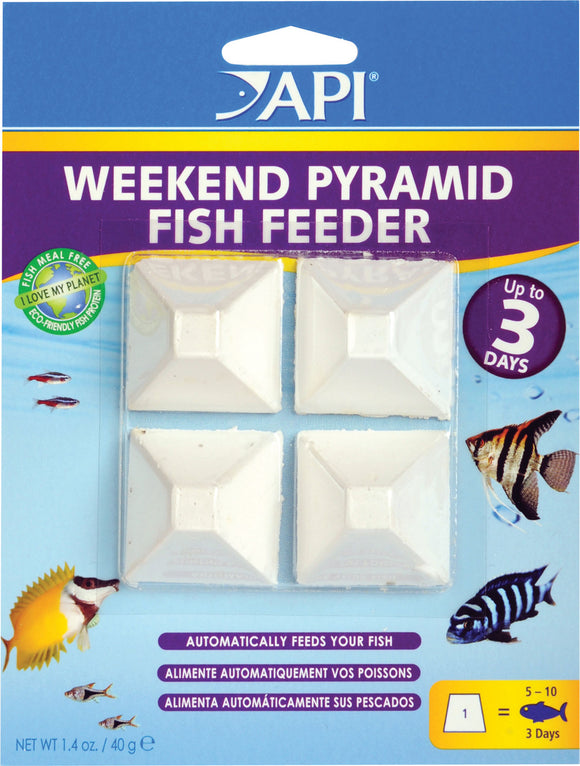 Mars Fishcare North Amer - Mini Pyramid 3day Feeder