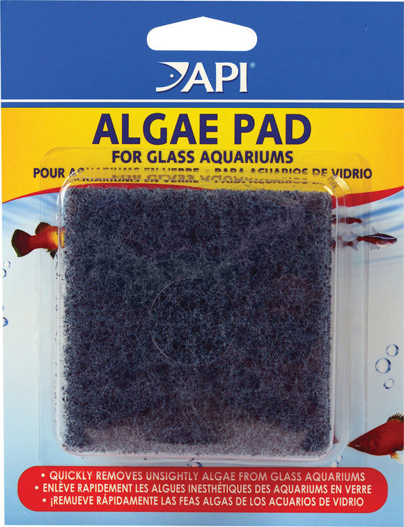 Mars Fishcare North Amer - Algae Pad For Glass Aquariums