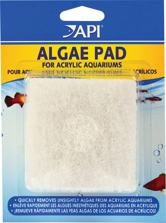 Mars Fishcare North Amer - Algae Pad For Acrylic Aquariums