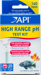 Mars Fishcare North Amer - High Range Ph Test Kit