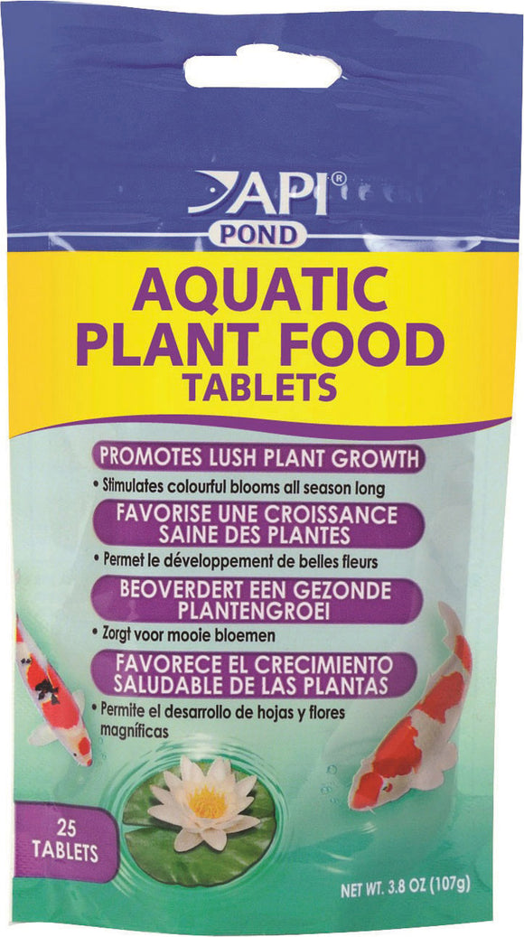 Mars Fishcare Pond - Api-pond Aquatic Plant Food Tablets