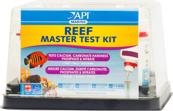 Mars Fishcare North Amer - Reef Master Test Kit