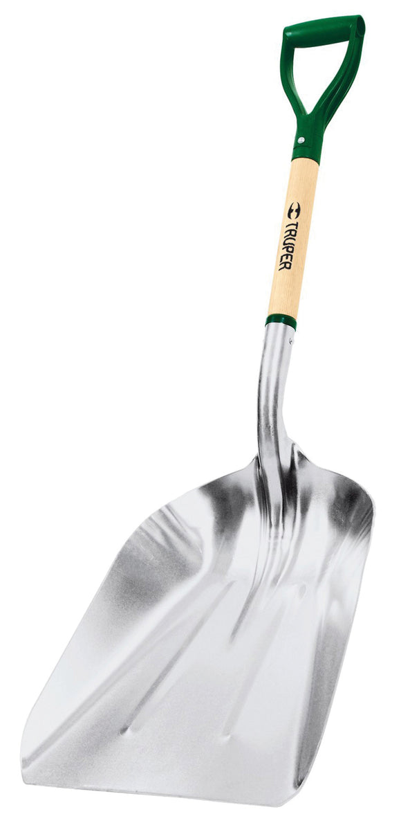 Truper Tools            P - Tru Tough Aluminum Scoop Shovel