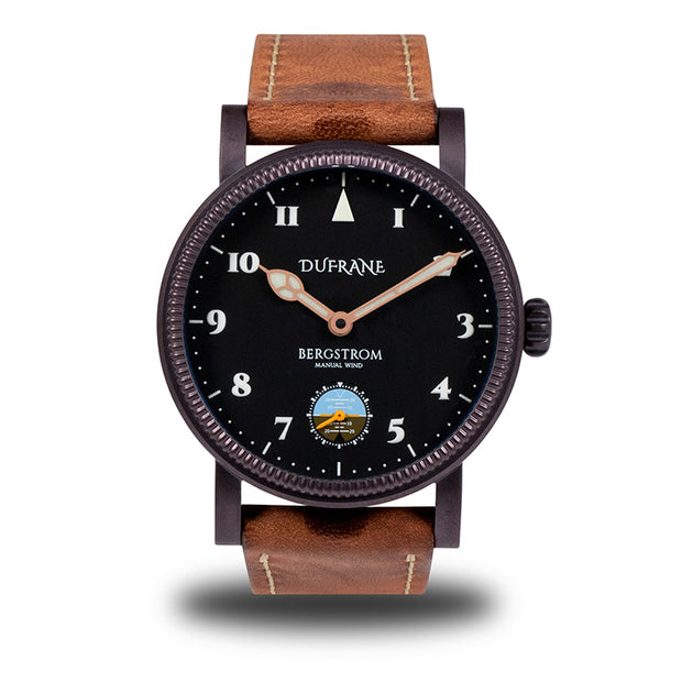 Aviator Watch - The Bergstrom Premium