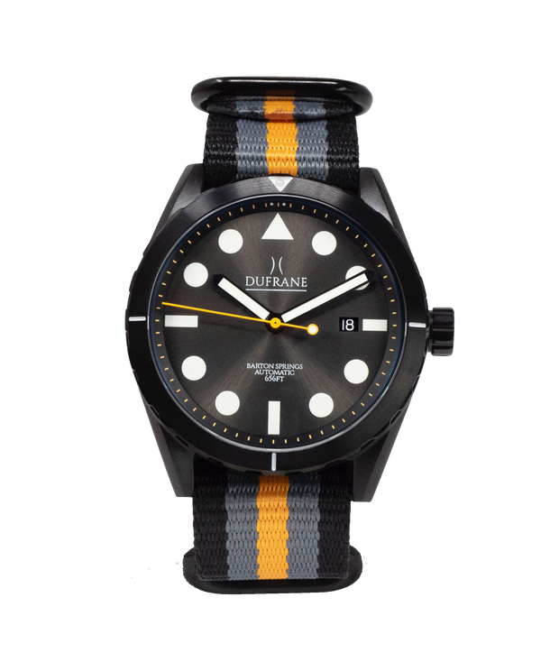 Black Watch - The Barton Springs Midnight
