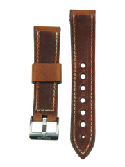 Dublin Tan Horween Strap- Hand Crafted