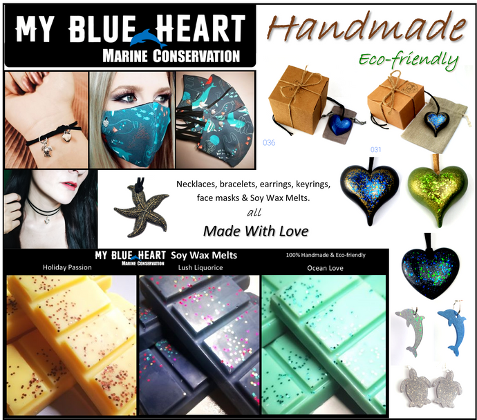 My Blue Heart Stocked Up For Christmas