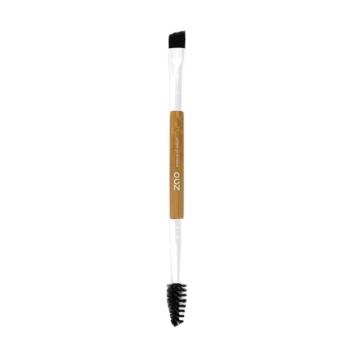 Duo Eyebrow Brush - My Green Heart