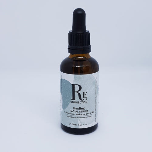 Healing Facial Serum - My Green Heart