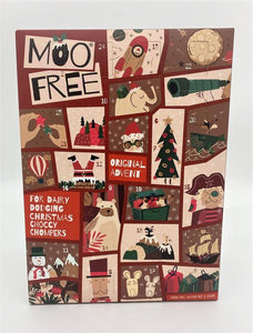 Organic Dairy Free 'Milk Chocolate' Advent Calendar