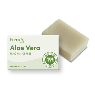 Aloe Vera Soap - My Green Heart