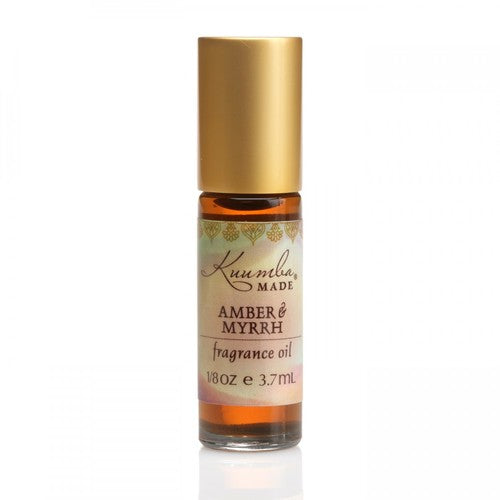 Fragrance Oil - Amber & Myrrh - My Green Heart