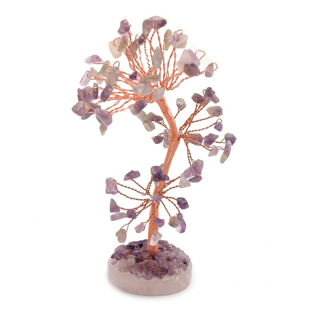 Amethyst Gem Tree - My Green Heart