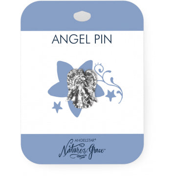 Angel Pin - Hope - My Green Heart